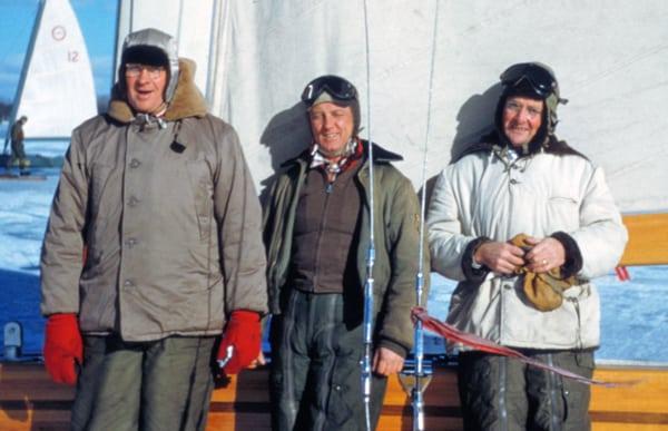 O.T. Havey, Norm Braith, Carl Bernard